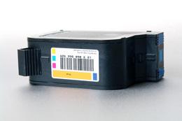 Beschriftung mit Etiketten-Drucker